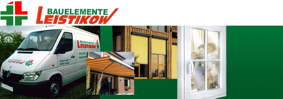 Start Bauelemente Leistikow Roll Den Fenster T Ren